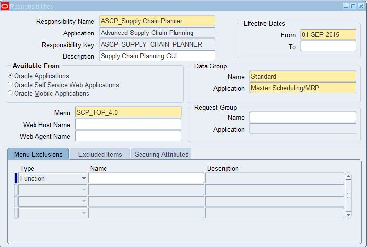 Oracle ascp organization security learn oracle scm define users and assign responsibilities publicscrutiny Images
